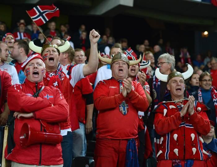 Alltidfotball - Fotballsfans fra Norge.