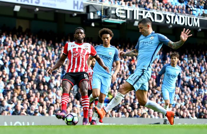 English Premier League - Manchester City mot Southampton.