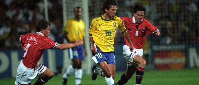 Norge – Brasil i VM